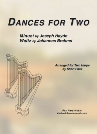 Dances For Two Cover