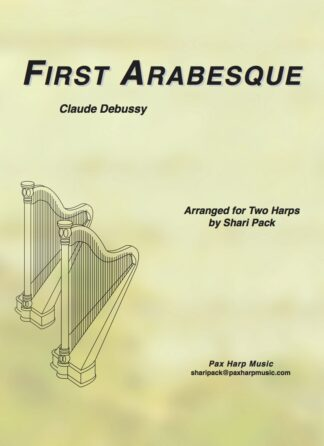 First Arabesque Cover