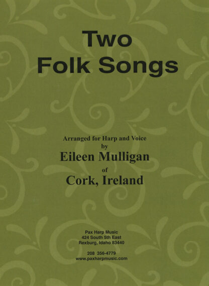 Two Folk Songs Cover