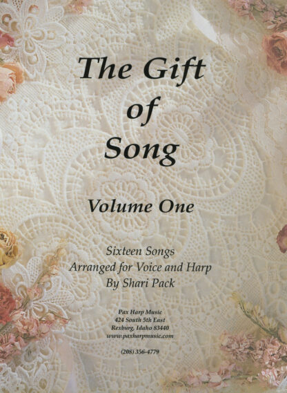The Gift of Song Volume I Cover