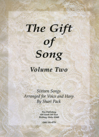 The Gift of Song Volume II Cover