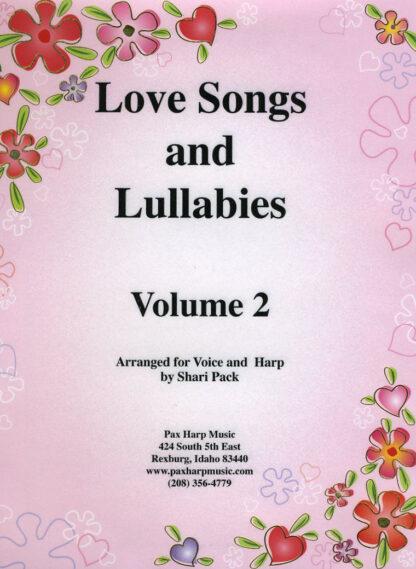 Love Songs and Lullabies, Volume II Cover