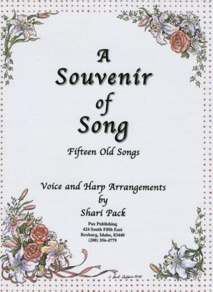 A Souvenir of Song Cover