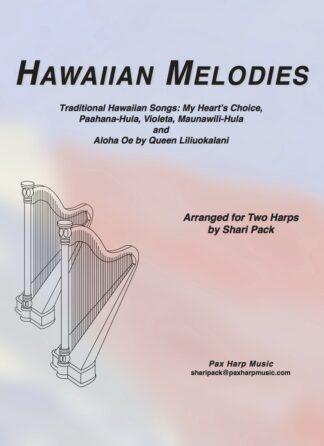 Hawaiian Melodies Cover