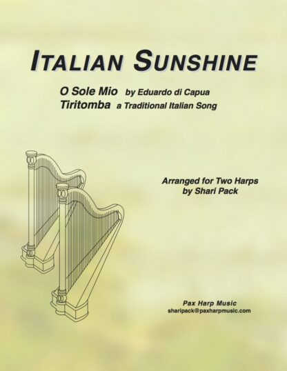 Italian Sunshine Cover