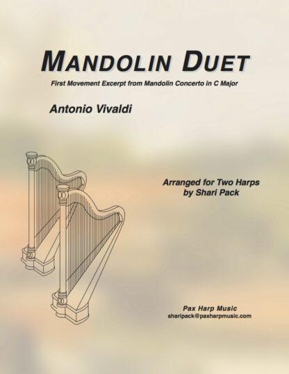 Mandolin Duet Cover
