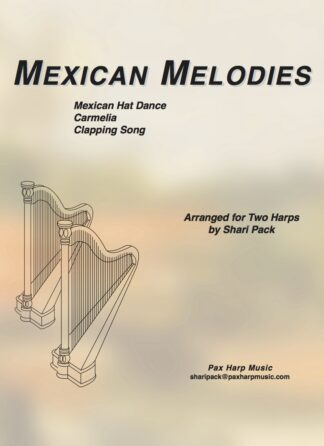 Mexican Melodies Cover