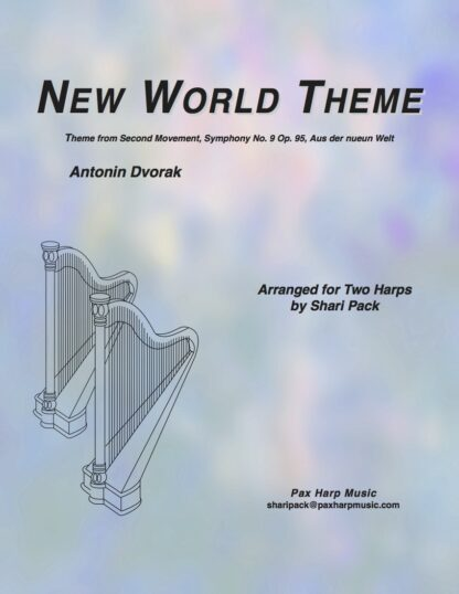 New World Theme Cover