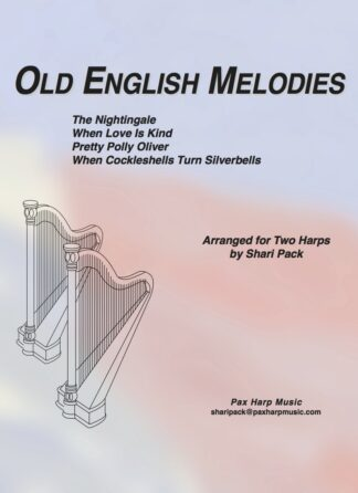 Old English Melodies Cover