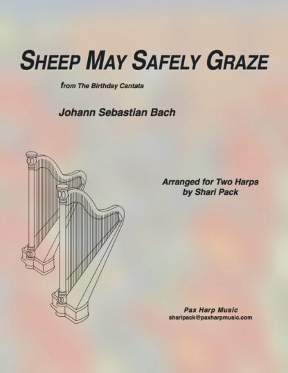 Sheep May Safely Graze Cover