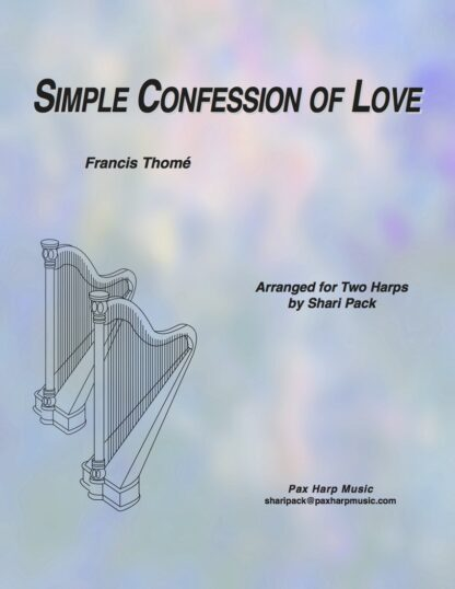 Simple Confession Cover