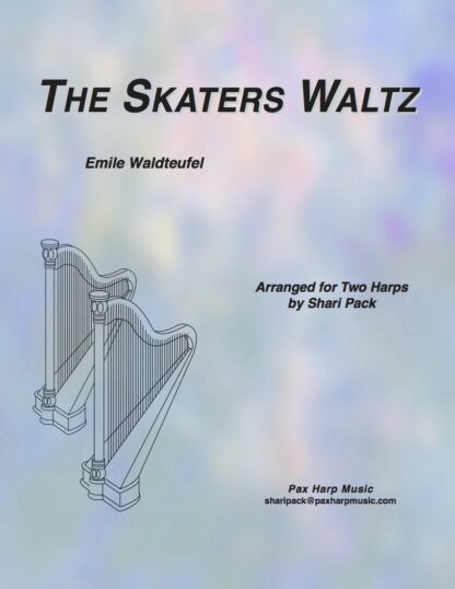 The Skaters Waltz Cover