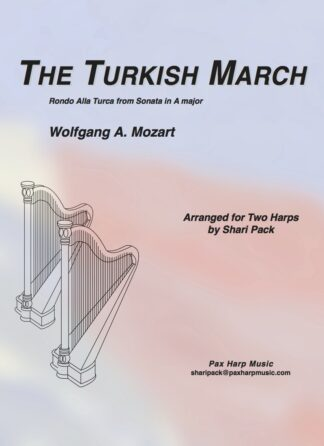 The Turkish March Cover