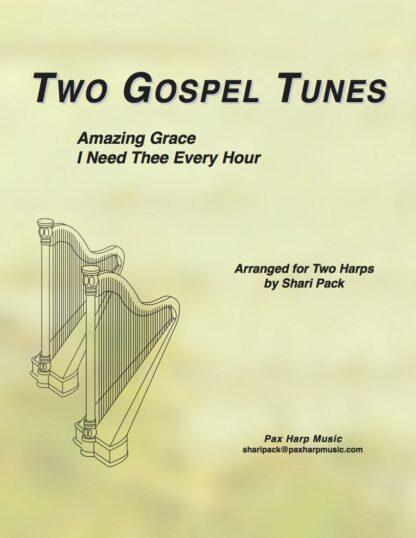 Two Gospel Tunes Cover