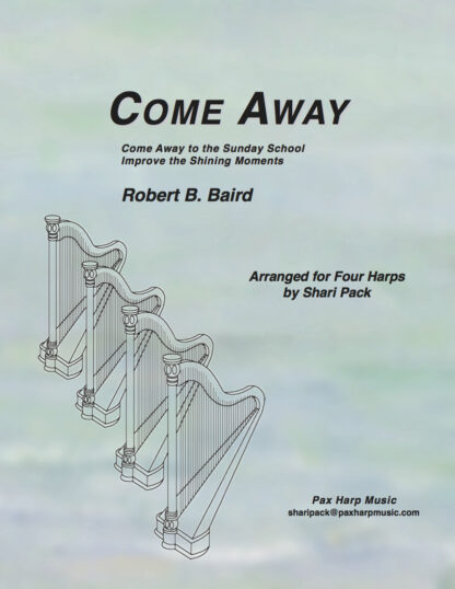 Come Away Cover