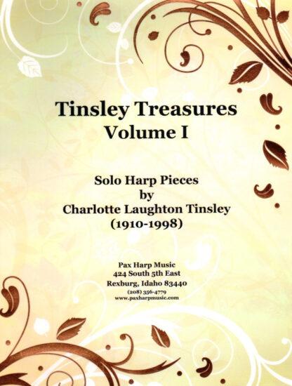 Tinsley Treasures Volume I Cover