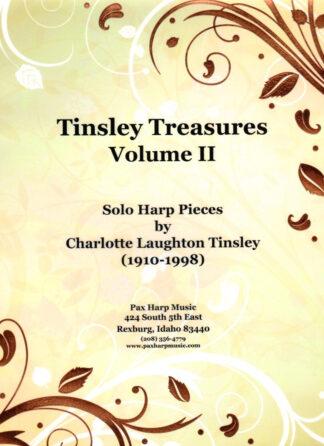Tinsley Treasures Volume II Cover