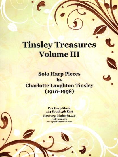 Tinsley Treasures Volume III Cover