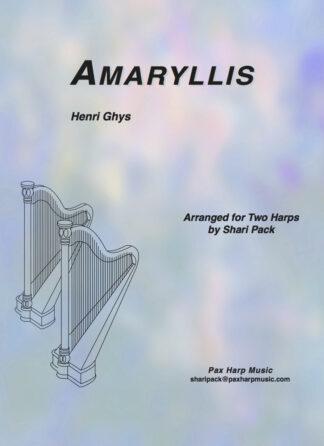 Amaryllis Cover