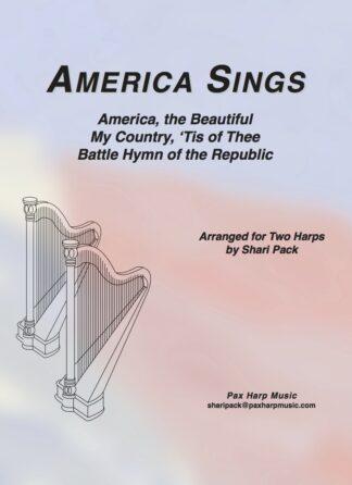 America Sings Cover