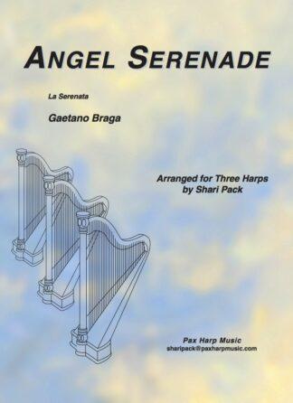 Angel Serenade Cover