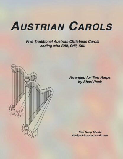 Austrian Carols Cover