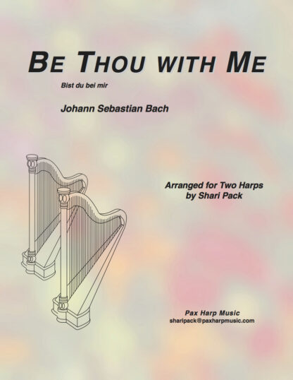 Be Thou With Me Cover