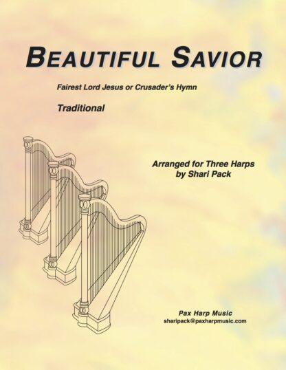 Beautiful Savior Cover