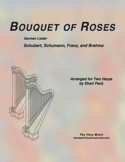 A Bouquet of Roses Cover