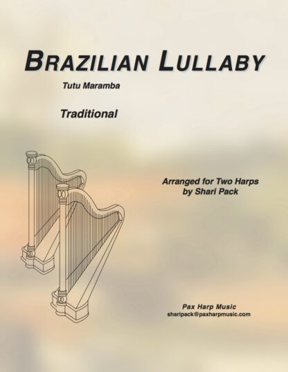 Brazilian Lullaby Cover