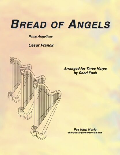 Bread of Angels Cover