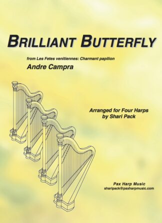 Brilliant Butterfly Cover