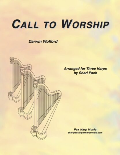 Call to Worship Cover
