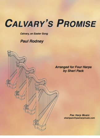 Calvary's Promise Cover