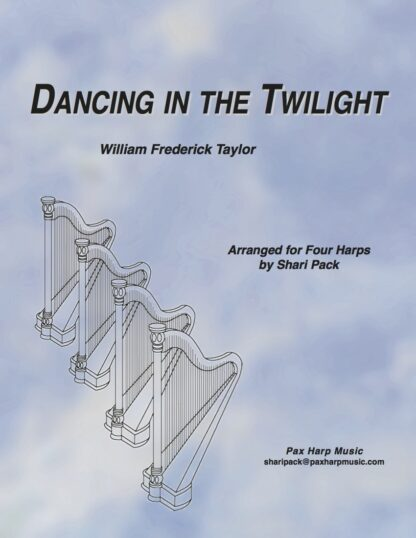Dancing in the Twilight Cover