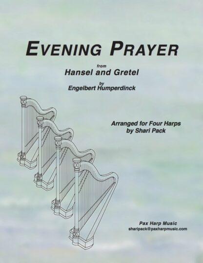 Evening Prayer Cover
