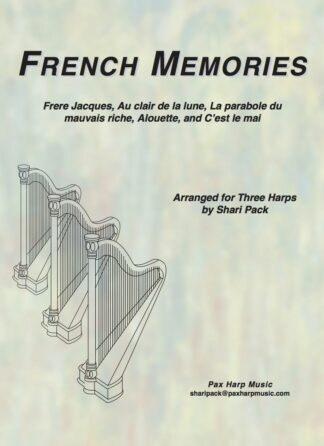 French Memories Cover