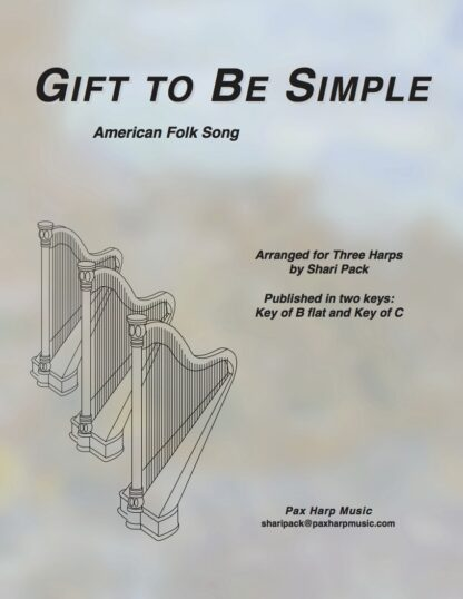 Gift to Be Simple Cover