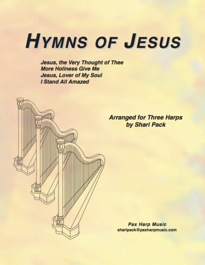Hymns of Jesus Cover