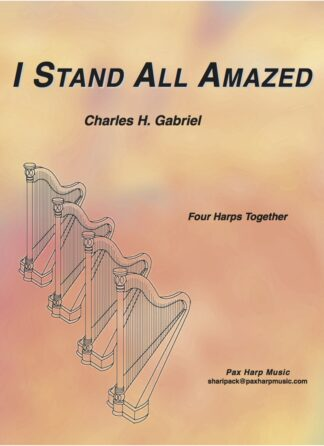 I Stand All Amazed Cover