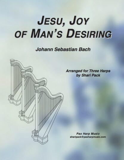 Jesu Joy of Man's Desiring Cover