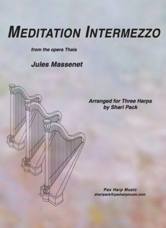 Meditation Intermezzo Cover