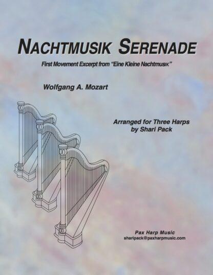 Nachtmusik Serenade Cover