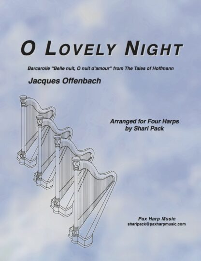 O Lovely Night Cover