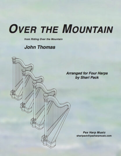 Over the Mountain Cover