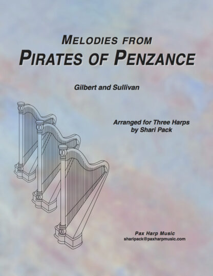 Melodies from Pirates of Penzance Cover