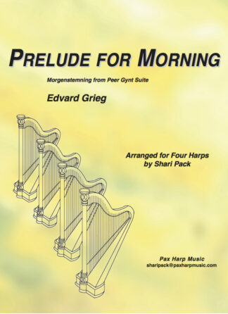 Prelude for Morning Cover