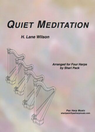 Quiet Meditation Cover