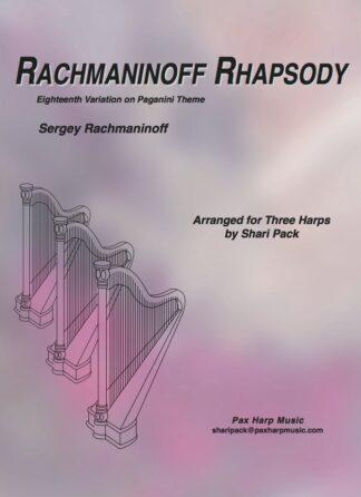 Rachmaninoff Rhapsody Cover