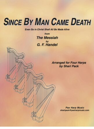 Since By Man Came Death Cover